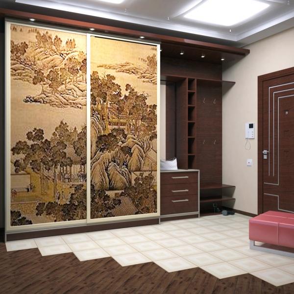 Корпусная мебель / Прихожие / прихожая. Цена, описание, фотографии на сайте Family-Room.ru. Купить в торговом центре Румянцево